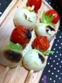 かぶとミニトマトのグリル