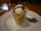 栗のデザート ¥500
