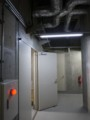 地下の備品室