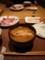 エビのお味噌汁