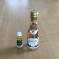 ホワイトバルサミコ酢とオリーブオイル  ローズマリー