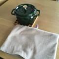 ストウブ用 鍋カバー