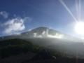 小富士から富士山