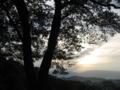 [奈良]甘樫丘より望む