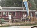 モンブラン登山鉄道と駅