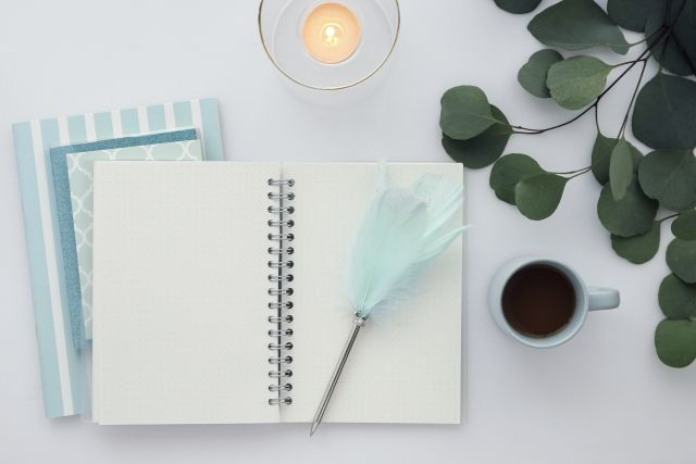 日記をつける