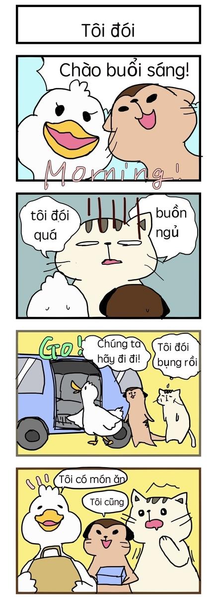 漫画で学ぶベトナム語