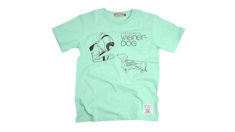 映画『トッド・ソロンズの犬物語』公開記念Tシャツ