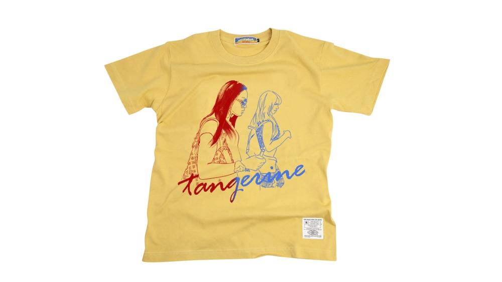 映画『タンジェリン』公開記念Tシャツ
