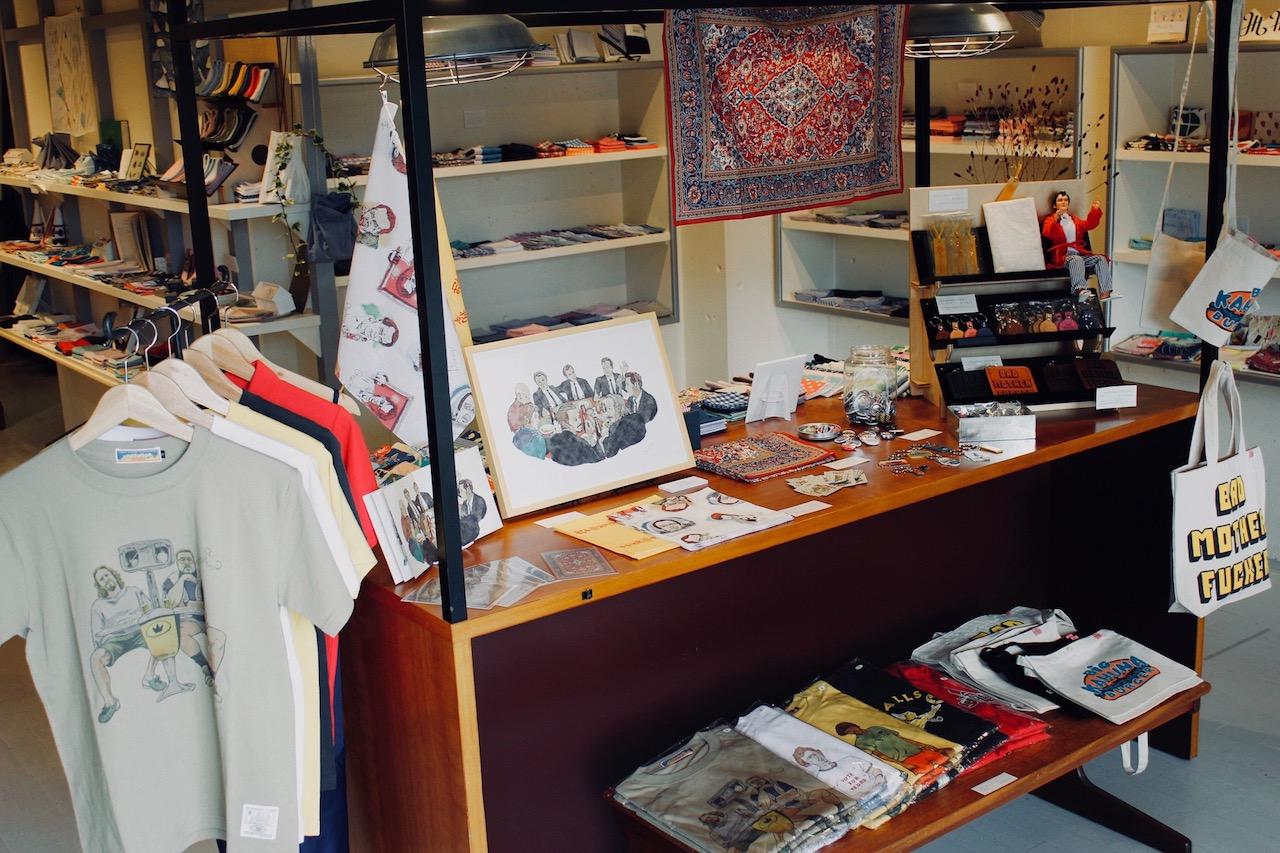 H TOKYO京都店4周年記念、ビンセントベガ のポップアップ・ストア2018
