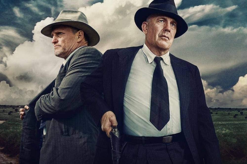 Netflix映画『ザ・テキサス・レンジャーズ』、ケヴィン・コスナー
