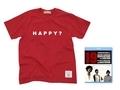 映画『19(ナインティーン)』HAPPY?Tシャツ、ビンセントベガ別注カラー