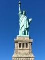 リバティー島 自由の女神