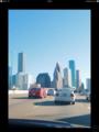ヒューストンのフリーウェイ