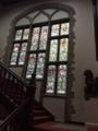 美術館のステンドグラス