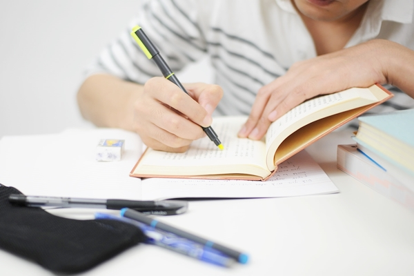 勉強で登校拒否をフォロー