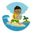 virtual-surfer