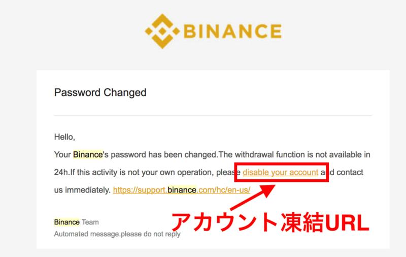 Binance(バイナンス)のアカウントロック解除方法