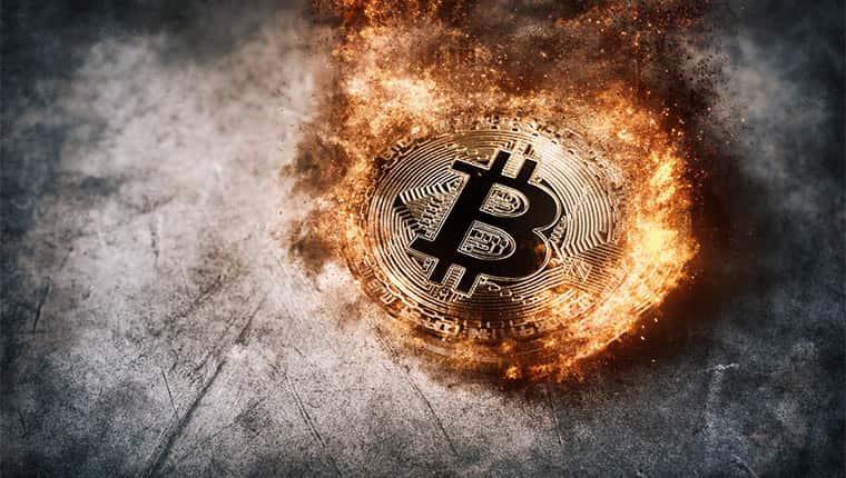 仮想通貨 バーン