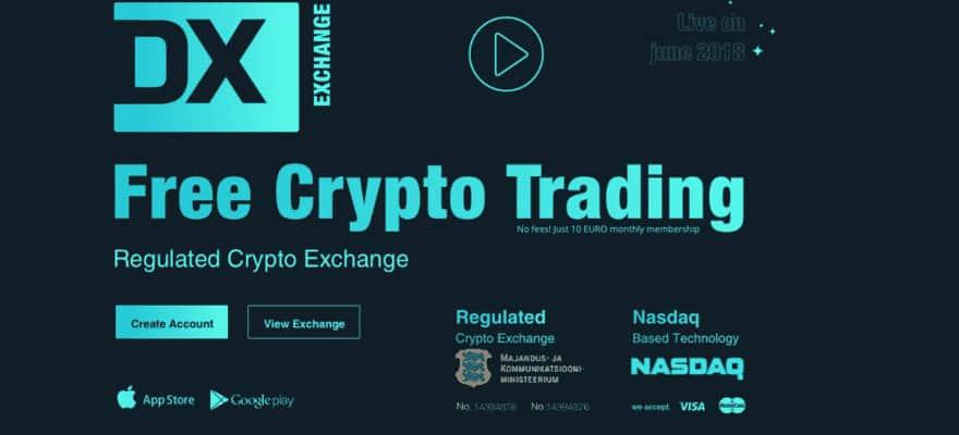 DX.Exchange(仮想通貨取引所)ってどんな取引所