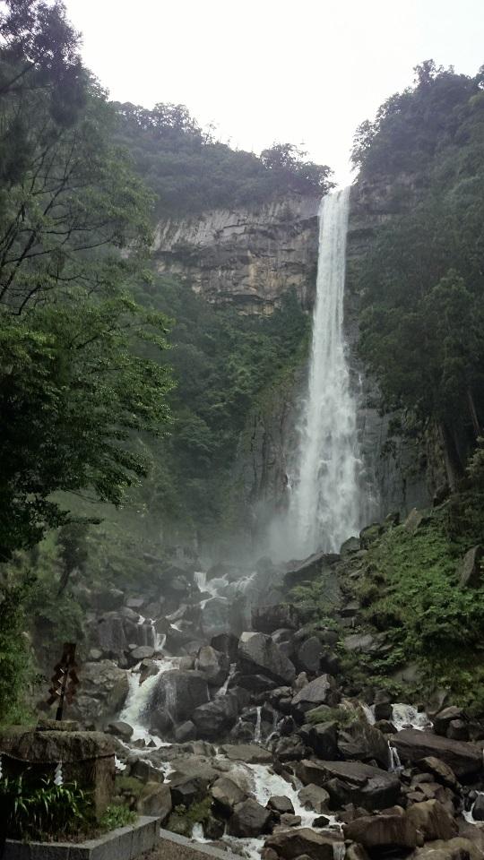 那智の滝全景