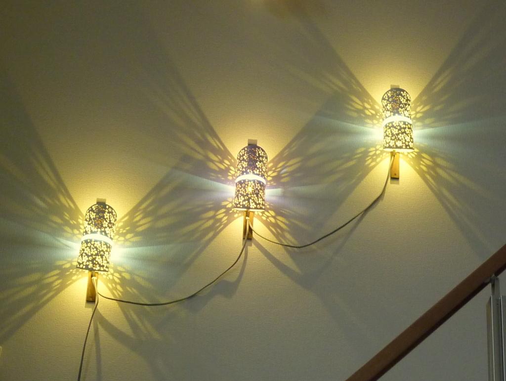 100均で秋の夜長をムーディーに♡手作り照明やランプシェードのアイデア集♪