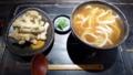 20140705 山元麺蔵「土ゴボウ天ぷらうどん」