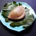 赤米の柏餅