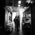 昭和の面影・再開発前のモトコー/2018年2月撮影