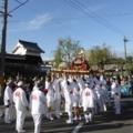 長岡京ガラシャ祭 町衆祝い行列