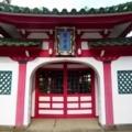 大阪関帝廟(清寿院)・桃谷駅までウォーキング