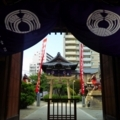 大阪のおいなりさん/豊川稲荷大阪別院(観音寺)・桃谷駅まで