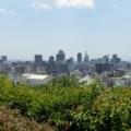 神社からみえた神戸