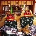感田神社の獅子頭/2018年7月15日