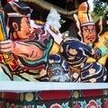 神戸湊川神社の大楠公ねぶた1