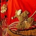 東天川春日神社秋祭のだんじり