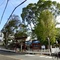 辻子 冠須賀神社参拝