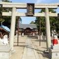 大塚神社参拝と大塚殿小宮1