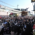 久米田のだんじり2018 8