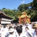 粟田まつり・粟田神社⑨ 201810 神輿渡御 08