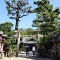 春木弥栄神社3/祭の喧騒から離れて