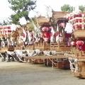 塚口神社秋祭り2018 4 10月14日