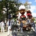 塚口神社秋祭り2018 6 10月14日