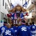 塚口神社秋祭り2018 10 狭路 10月14日