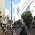 小春日和  3 江坂ウエストサイドストリート&東急ハンズ+B 10月28日
