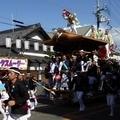 岸和田だんじり祭 2014