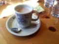 コメダで目覚めのコーヒー