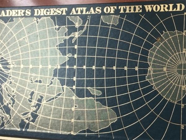 Reader's Digest地図帳