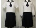 十文字中学・高校の夏制服