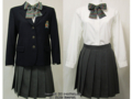 小松原女子高校の制服